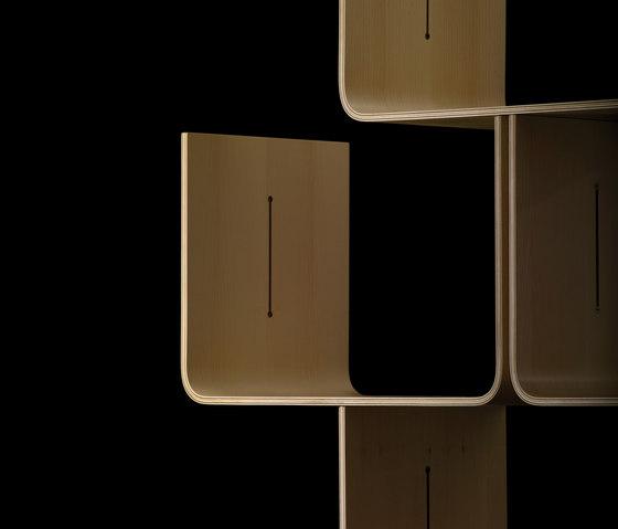 Elysee de Magis | Systèmes d'étagères