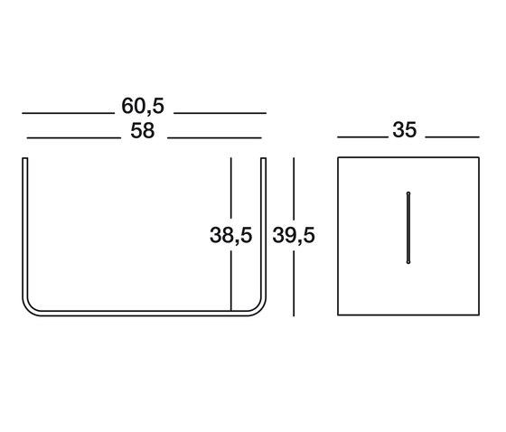 Elysee de Magis | Sistemas de estantería