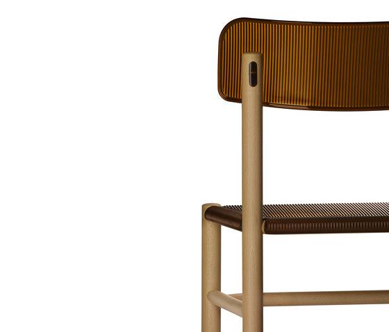 Trattoria Chaise de Magis | Chaises de restaurant