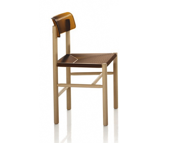 Trattoria Chair by Magis | Restaurant chairs