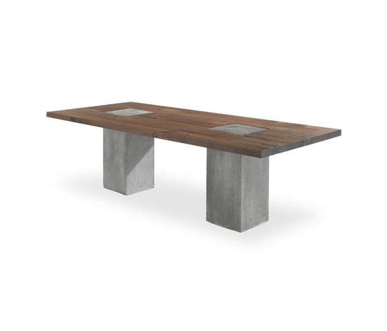 Boss Executive Concrete by Riva 1920 | Restaurant tables
