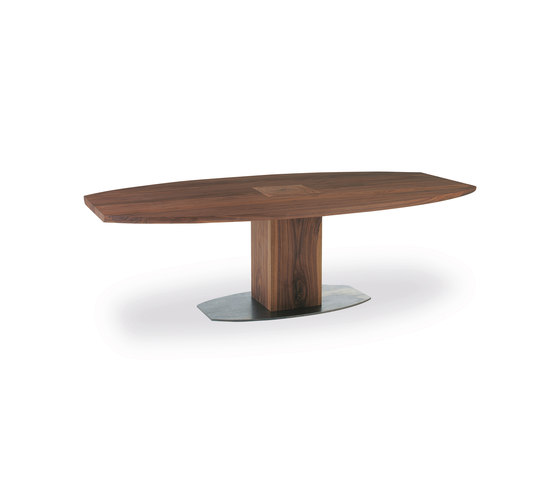 Boss Executive Ovale by Riva 1920 | Restaurant tables
