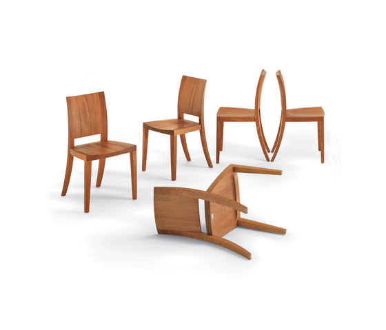Pimpinella Wood by Riva 1920 | Chairs