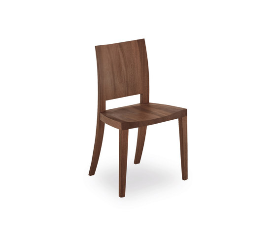 Pimpinella Wood by Riva 1920 | Restaurant chairs