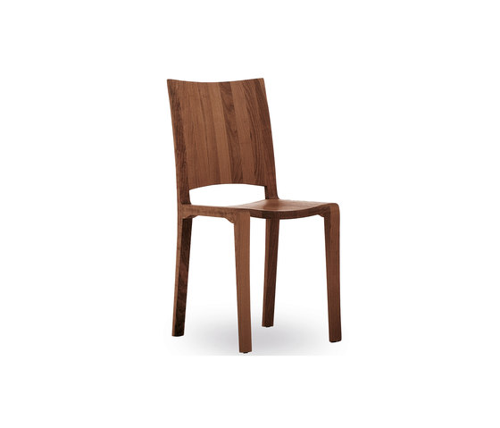 Piano Design Chair by Riva 1920 | Restaurant chairs