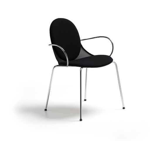 Louis IX armchair by OFFECCT | Visitors chairs / Side chairs