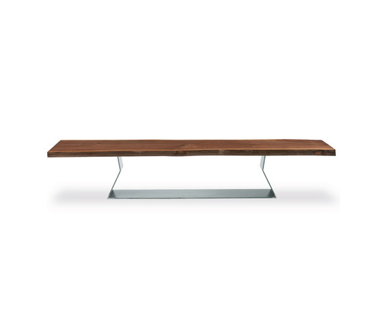 Bedrock Plank Bench by Riva 1920 | Benches