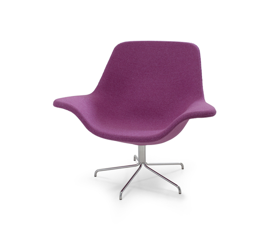 Oyster easy chair by OFFECCT | Lounge chairs