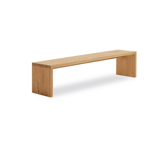 Natura 2 by Riva 1920 | Upholstered benches