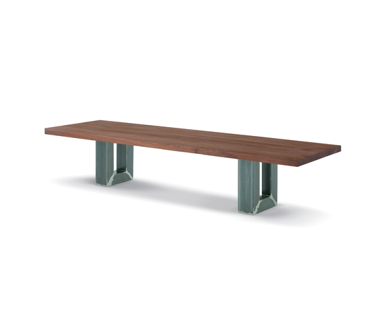 Sherwood by Riva 1920   Upholstered benches