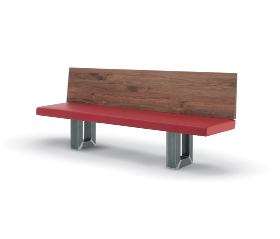 Sherwood by Riva 1920 | Upholstered benches