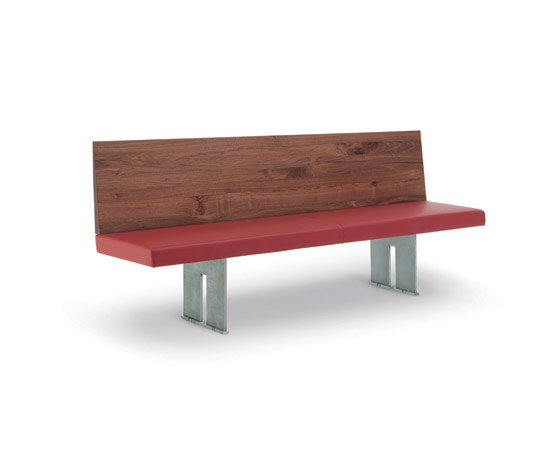 Cantù by Riva 1920 | Upholstered benches