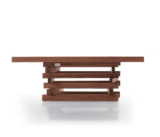 Falò Small Wood by Riva 1920 | Lounge tables