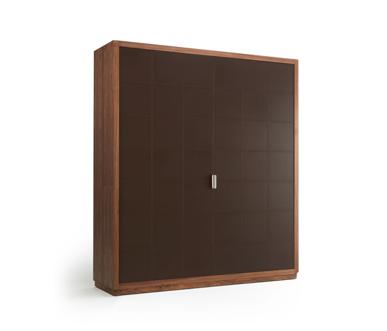 Panama Leather by Riva 1920 | Cabinets