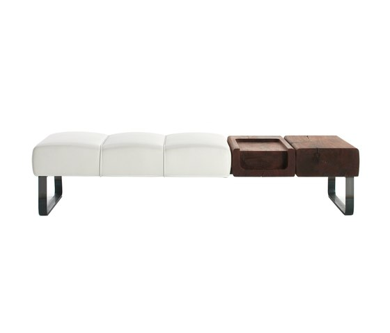 Patmos by Riva 1920 | Waiting area benches
