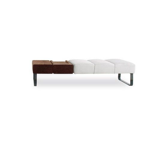 Patmos Pouff by Riva 1920 | Waiting area benches