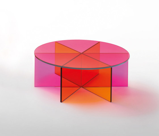XXX by Glas Italia | Lounge tables