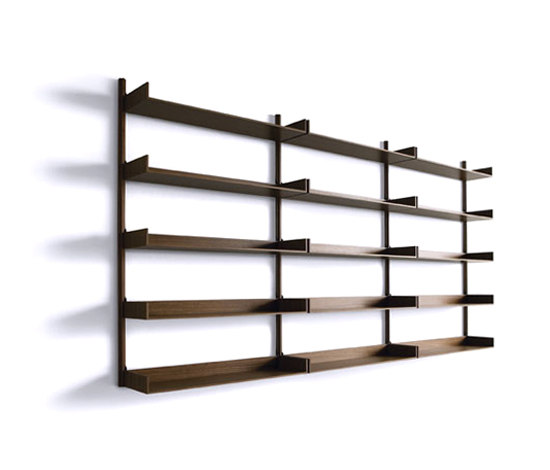 Bibliotech by PORRO | Shelving systems