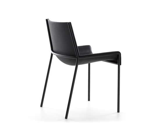 H. Chair by PORRO | Visitors chairs / Side chairs
