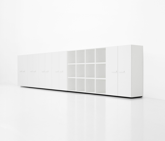 Modern by PORRO | Office shelving systems