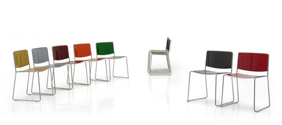 Spindle by PORRO | Multipurpose chairs