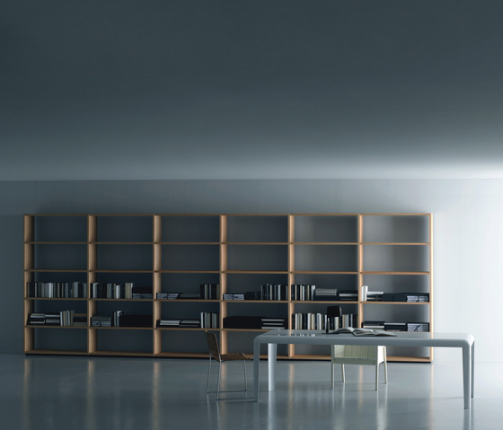 System Work by PORRO | Shelves