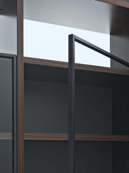 System NXT by PORRO | Office shelving systems