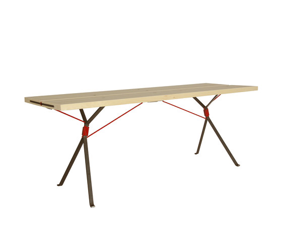 Kampenwand Table by Moormann | Dining tables