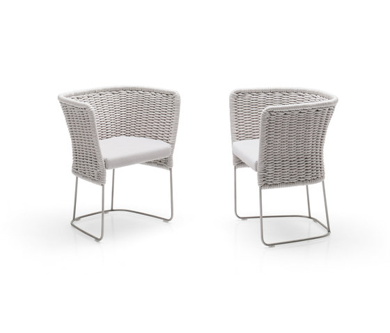 Ami Outdoor | Chair von Paola Lenti | Chairs
