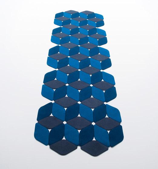 Kaleidoscope von Paola Lenti | Formatteppiche / Designerteppiche