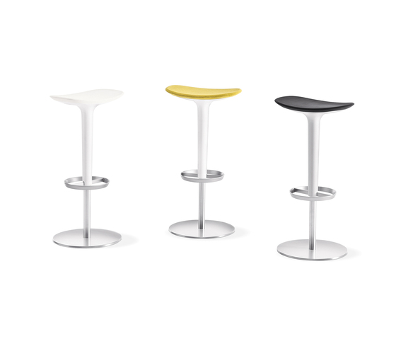 Babar | 1753 by Arper | Bar stools