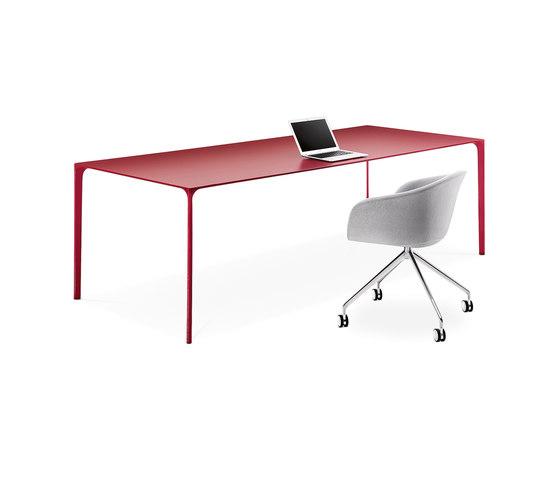 Nuur by Arper | Individual desks