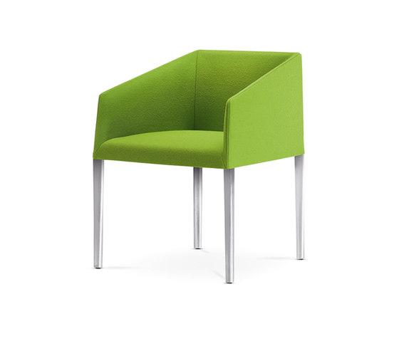 Saari | 2703 by Arper | Visitors chairs / Side chairs