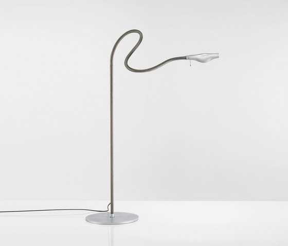 Metall F. Cooper by Ingo Maurer | Reading lights