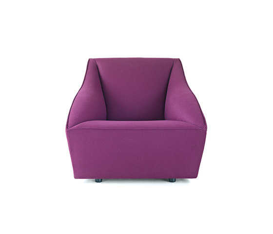 Doda - low by Molteni & C | Lounge chairs