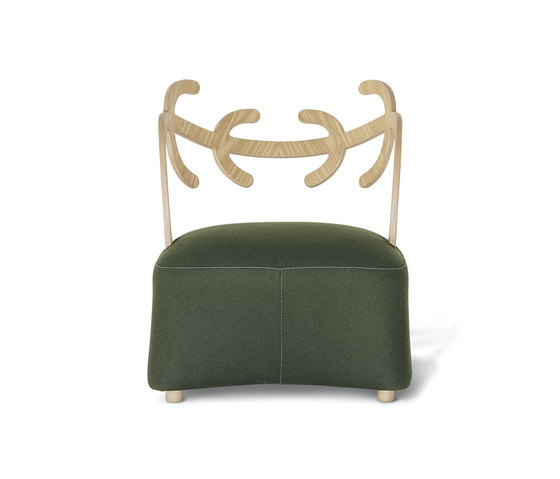 Antler by Cappellini | Lounge chairs