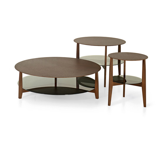 When di Molteni & C | Tavolini di servizio