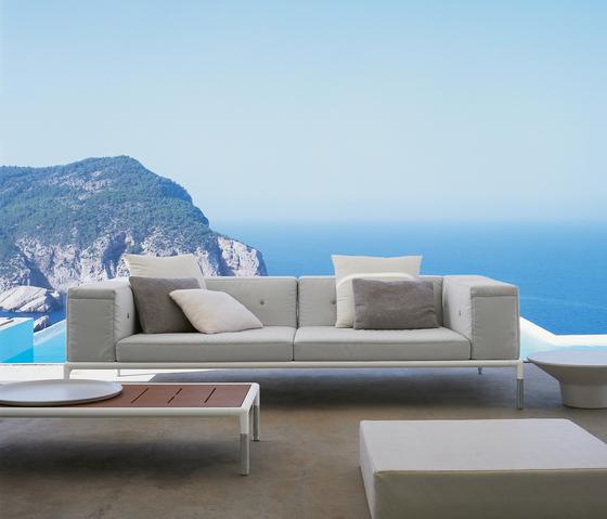 Springtime by B&B Italia | Garden sofas