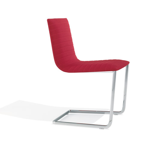 Lineal Corporate SI 0553 by Andreu World | Visitors chairs / Side chairs