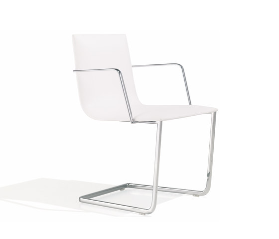 Lineal Corporate SO 0554 by Andreu World | Visitors chairs / Side chairs