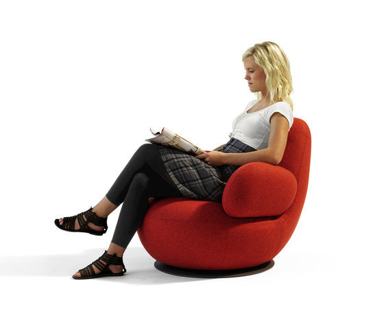 Oppo O50A by Blå Station | Lounge chairs