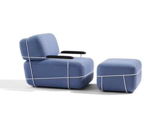 Pebble by Blå Station | Lounge chairs