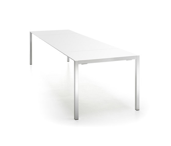 Ext Table by MDF Italia | Meeting room tables