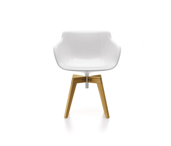 Flow armchair by MDF Italia | Chairs
