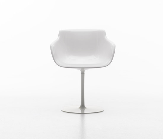 Flow armchair by MDF Italia | Visitors chairs / Side chairs