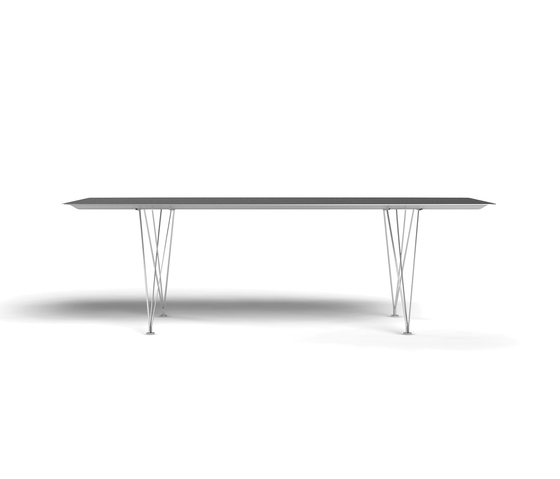 Table B - Steel by BD Barcelona | Dining tables