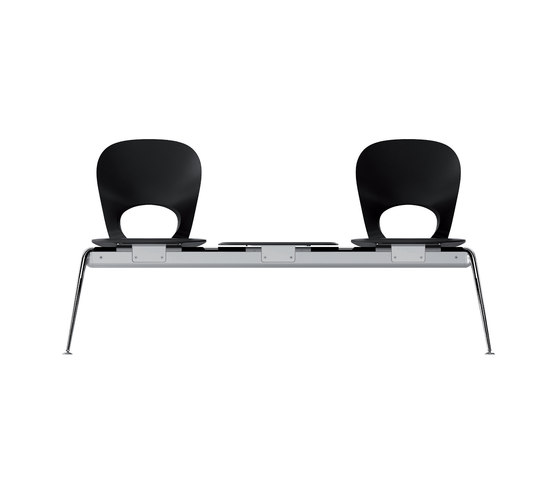 Pikaia Bench by Kristalia | Waiting area benches