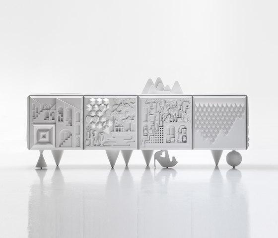 Cabinet Tout va bien de BD Barcelona | Aparadores