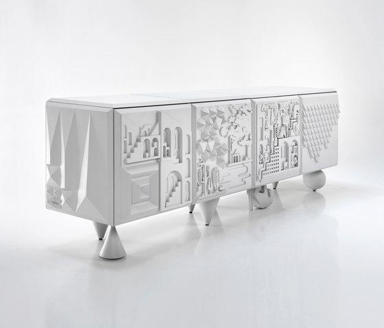 Tout va bien cabinet by BD Barcelona | Sideboards