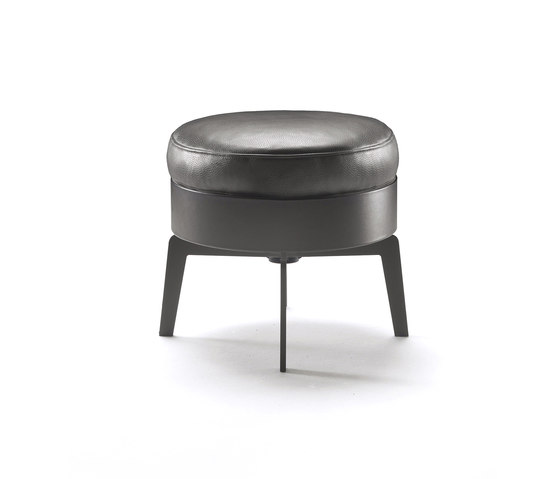 Feel Good Hocker von Flexform | Poufs / Polsterhocker